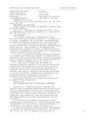 Decreto Ley N° 2.465 de 16 de enero de 1979 – Crea el ... - Acnur