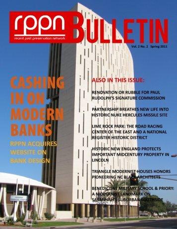 RPPN ACQUIRES WEBSITE ON BANK DESIGN - Recent Past ...