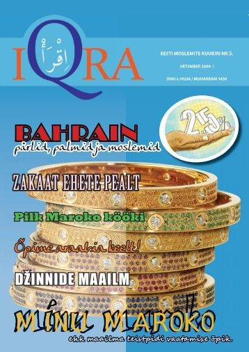 Iqra kuukiri nr.5 - Islam