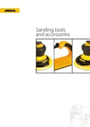 Sanding tools and accessories brochure English.pdfDownload - Mirka