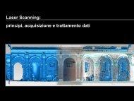 Laser Scanning: principi - Circe