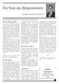 20 Jahre Bürgermeister Baumgartner - Gemeinde Bad Schallerbach - Page 3