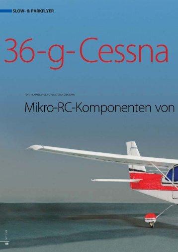 Mikro-Rc-Komponenten von