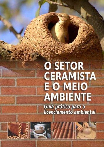 o setor ceramista eo meio ambiente - CPRH - Governo do Estado de ...