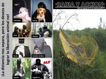 Rabia y Acción Nº4 - LeonVegano.net