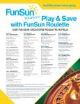 FunSun Roulette - Your Passport to all things Travel - Page 2