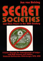 Secret Societies and Their Power in the 20th Century (1995).pdf