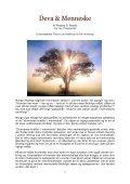 Download-fil: DEVA & MENNESKE - Phoebe D. Bendit - Visdomsnettet - Page 3