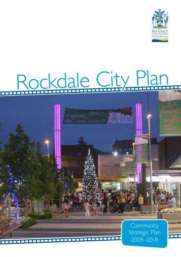 Part 1 - Community Strategic Plan 2009 - 2018 - Rockdale City Council