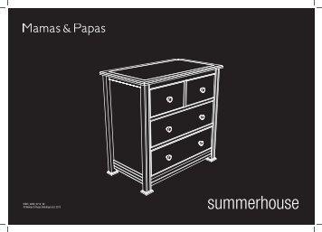 Summerhouse Dresser - Mamas & Papas