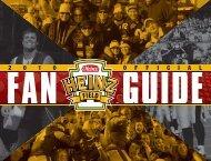Fan guide - Steelers