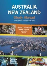 AUSTRALIA NEW ZEALAND - My Study Australia
