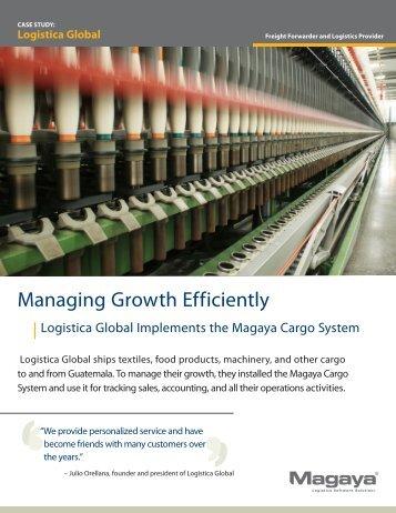 Logistica Global - Magaya