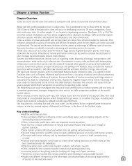 Teacher's Resource Chapter 5 - Nelson Education