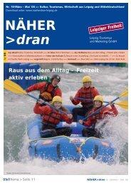Download: NÄHER dran, Nr. 19/ März - Leipzig Tourismus und ...