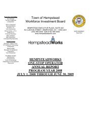 Download File Contact us: (516) 485-5000 TTY - HempsteadWorks
