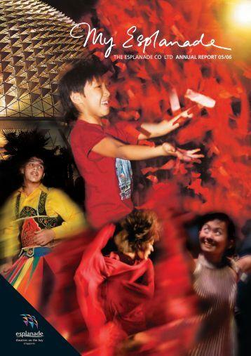 Annual Report 05/06 (PDF: 3.6mb) - Esplanade