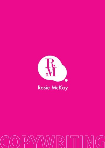 Download PDF version - Rosie Mckay - Home