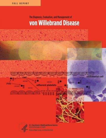 The Diagnosis, Evaluation, and Management of von Willebrand ...