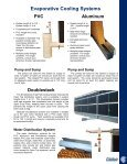 Evaporative Cooling Systems - American Coolair - Page 3