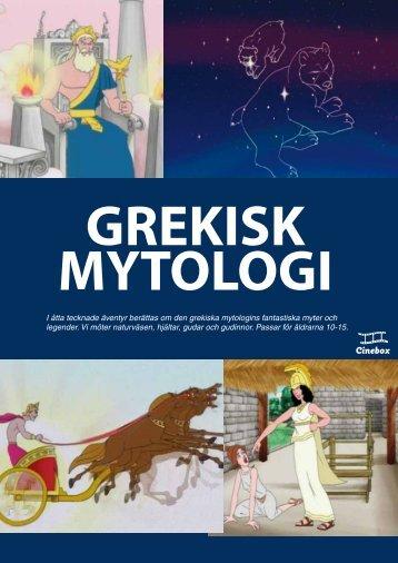 Grekisk mytologi 2013 - Cinebox