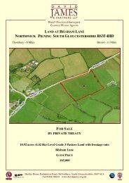 Level Grade 3 Pasture Land with frontage onto Bilsham ... - Farming