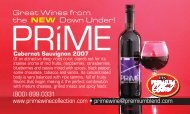 Great Wines from the NEW Down Under! - Premium Blend