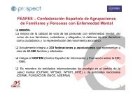 programa de formación prospect - Asociación Española de ...