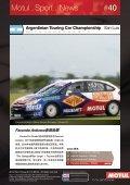 Motul . Sport . News 40 - Page 6