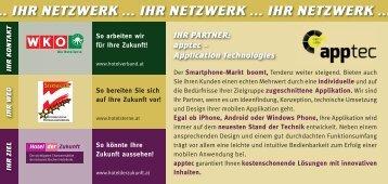 apptec - Application Technologies - Hotel der Zukunft
