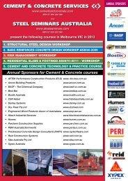 Cement & Concrete Services - engineers media