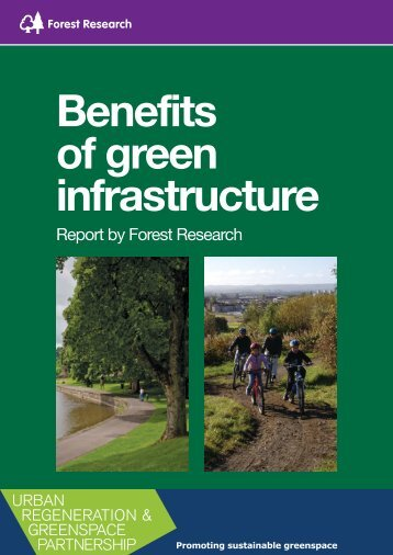Benefits of green infrastructure - Arbtalk