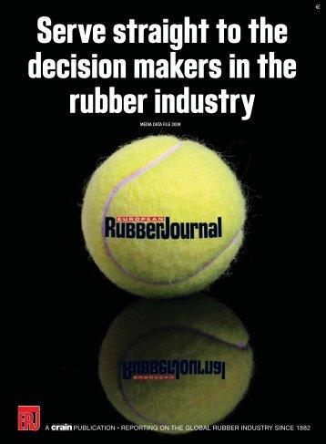 ERJ 2009 E:Layout 1 - European Rubber Journal