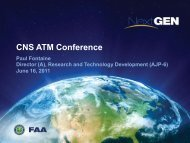 CNS ATM Conference