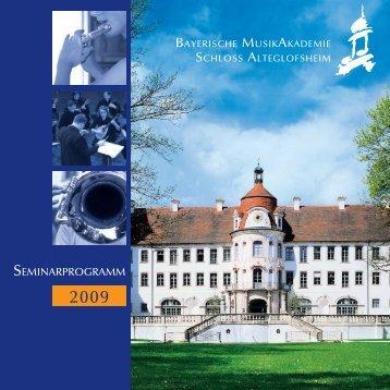 Rock im Schloss - Musikakademie Alteglofsheim
