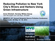 Reducing Pollution to New York City's Rivers and ... - NEIWPCC