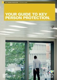 Guide to Key Person Protection (W13226) - Legal & General
