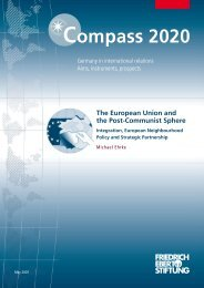 The European Union and the post-communist sphere : integration ...