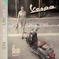 Catálogo - Vespa