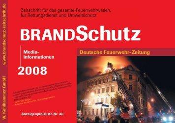 Deutsche Feuerwehr-Zeitung
