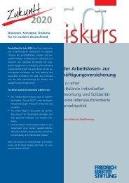 Von der Arbeitslosen - Bibliothek der Friedrich-Ebert-Stiftung