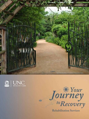 Recovery - UNC Health Care