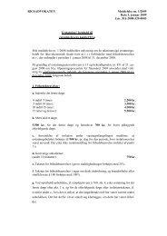 Rigsadvokatens meddelelse nr. 1/2009 om erstatning i ... - Krim