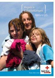 Wegwijs in vakantiekampen - Rode Kruis-Vlaanderen