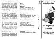 Kinderfreizeit 3-2010 - Evangelisches Dekanat Vorderer Odenwald
