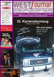 WEST Journal Januar 2010.cdr - Julia Schliemann Verlag