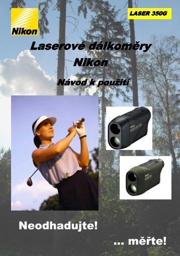 Laser 350G A4 - Nikon