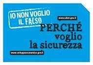 Cartoline Contraffazione - Adiconsum