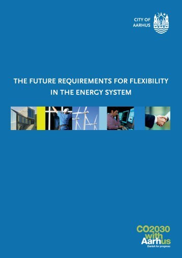 Aarhus – The future requirements for flexibility in ... - Ea Energianalyse