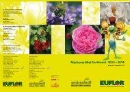 Markenartikel-Sortiment 2013 2014 - Geschlossener ...